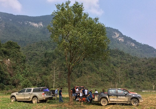 8 days 4WD trip in North Vietnam (2)