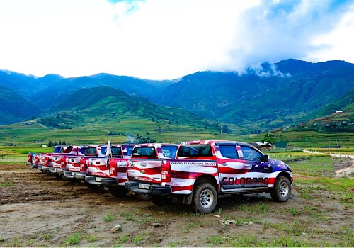 11 Days 4x4 Tours in North Vietnam, 4X4 Self Drive Tour Vietnam (2)